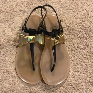Kate spade jelly sandals size 7
